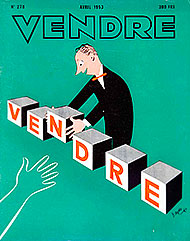 Decor Vendre Magazine Cover